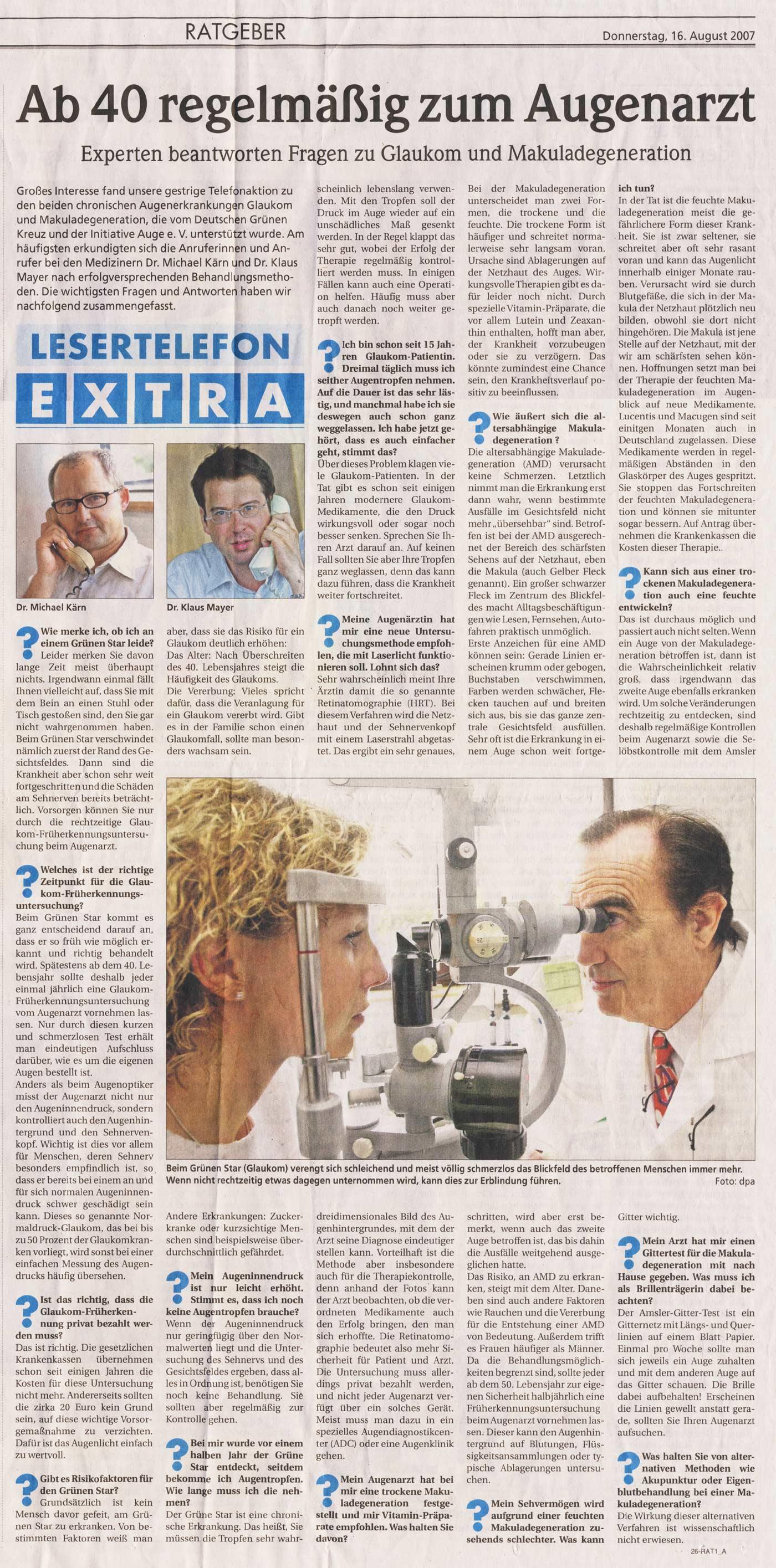 Augenarzt Schwerin
